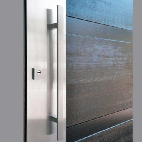 5 Razones principales por las que debería invertir en puertas de acero